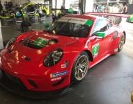 Pfaff Motorsports ready for Rolex learning curve