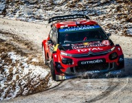 Ogier leads Neuville into final day in Monte Carlo