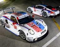 Porsche GT Team to run Brumos livery at Rolex 24