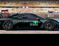 Brabham announces 2021 GTE effort