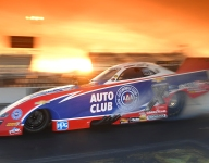 Hight, Torrence, Brogden lead into finals at Pomona