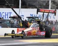 B. Force, Hagan lead rain-shortened Phoenix qualifying