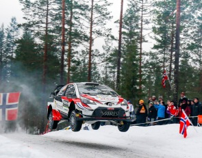 Tanak dominates Rally Sweden