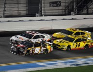 Logano and McDowell clear the air