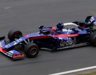 Kvyat expected top time with softest tire