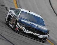 Almirola grabs Atlanta pole to pace a Ford Mustang 1-2-3