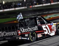 Kyle Busch sets a Truck Series record with Atlanta win