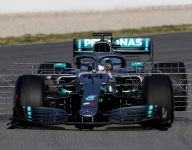 Mercedes brings heavily updated car to second test
