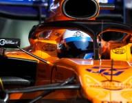 Sainz keeps McLaren on top in testing; Vettel crashes heavily