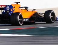 McLaren fast, but Ferrari and Red Bull faster - Sainz