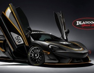 Blackdog Speed Shop to field pair of GT4 McLarens
