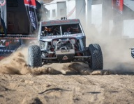 Scherer takes second straight KOH victory