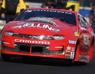 Enders, Hight, Torrence lead Friday qualifiers at Pomona