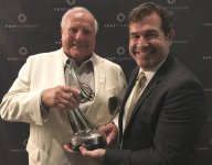 Foyt inducted into Houston Sports Hall of Fame