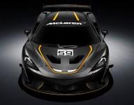 Cooper, Gaples team in Blackdog Speed Shop McLaren GT4