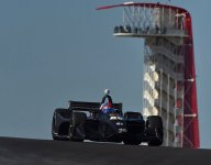 Herta paces opening COTA Spring Training session