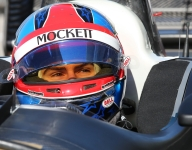 Herta sweeps first day of Spring Training at COTA