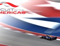 IndyCar Spring Training Tuesday afternoon from COTA