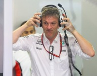Shakedown is 'vital' with limited testing, says Mercedes' Allison
