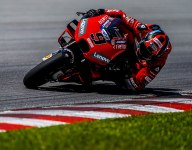 Petrucci leads Ducati 1-2 as Sepang MotoGP test concludes