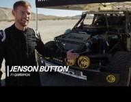 Jenson Button's first Mint 400 test