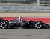 Herta continues to lead at COTA Spring Training