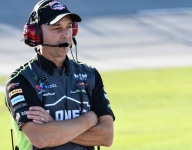 Knaus begins learning process with Byron