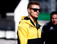 Sirotkin returns to Renault as reserve driver