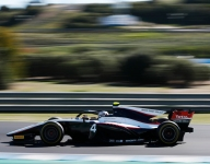De Vries sets the pace on Day 1 of Formula 2 pre-season testing
