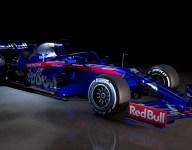 Toro Rosso kicks off launch week with STR14