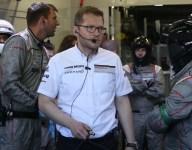 McLaren announces Seidl start date