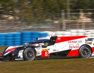Toyota tests at Sebring ahead of WEC's return to Florida