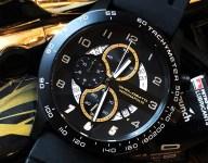 Official watch partner of Arrow Schmidt Peterson Motorsports