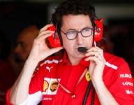 Binotto wary of Ferrari reliability