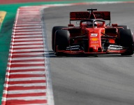 Vettel, Hamilton end final pre-season F1 test 0.003s apart