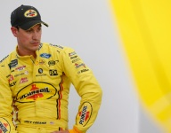 Logano puzzled by criticism of new aero package