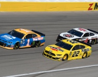 Cup Series rules package still a work in progress