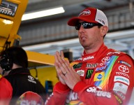 'Let's just race it out' - Kyle Busch