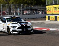 Buford dominates GT4 America Sprint Race 2