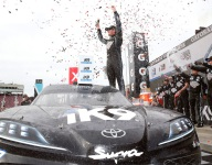 Kyle Busch's 11th Phoenix win ties NASCAR Xfinity record