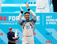 Post-race penalty hands Bird's Hong Kong E-Prix win to Mortara