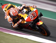 Marquez scores fifth Argentine MotoGP pole in six years
