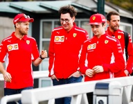 Binotto encouraged by strong Leclerc start