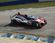 Lopez fastest as Dalla Lana has big off in final WEC practice