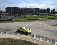 Different roads to Sebring for Aston Martin pair