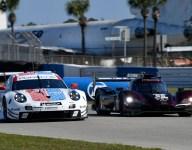 Pla, Mazda lead second Sebring practice