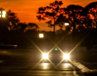 Sebring 12 Hour 10: Caution flag tightens the field