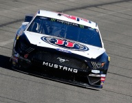 'We overachieved in Fontana' - Harvick