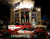 Cadillacs on top in sensational Sebring 12 Hours