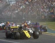 Ricciardo bemoans home race luck